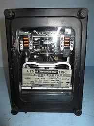 general electric 12iac51b1a time overcurrent relay inverse 4 16 general electric 12iac51b1a time overcurrent relay inverse 4 16 amp ge iac 60 hz 4