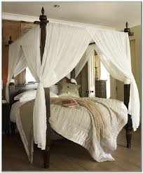 4 Post Bed Canopy for Popular of Four Poster Bed Canopy Ideas Beds Home  Design Ideas