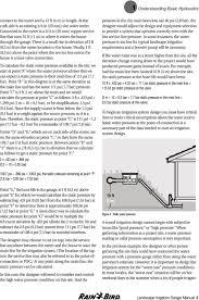 Landscape Irrigation System Design Landscape Irrigation Design Manual Pdf Free Download