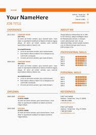 Retail Resume Template Adorable ☠ 40 Retail Resume Sample