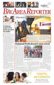 September 17 2015 Edition of the Bay Area Reporter by Bay Area.