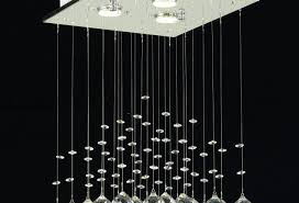 magnetic crystal drops for chandeliers design amazing black