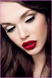 amazing black dress makeup ideas fashion diva design