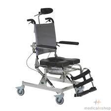 raz design at tilt in space rehab shower mode chair