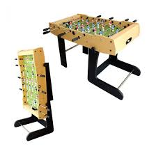 Miniature Wooden Foosball Table Game High Quality Mini Soccer Table Games Folding Soccer Table WINMAX 96