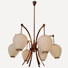 new italian sixties mid century chandelier