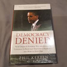Jual Buku Democracy Denied Barrack Obama Phil Kerpen - Jakarta Selatan -  ahart92 | Tokopedia
