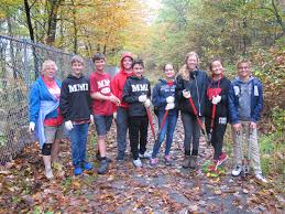 Mmi Students Complete Community Service Projects To Honor Alumna On