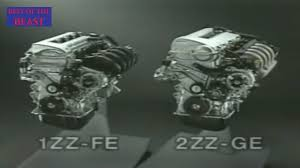 TOYOTA ENGINE - YouTube