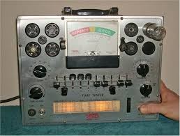 Eico 625 Tube Tester 1950 Sold Item Number 1230450