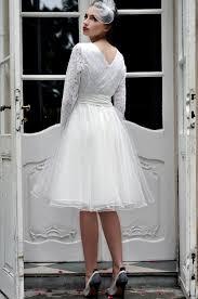 Cheap Elegant Vestido De Novia O Neck Long Sleeve Lace Bodice