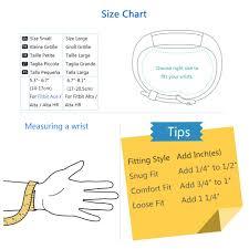 Fitbit Alta Hr Size Chart Onedream Strap Compatible For Fitbit Ace Alta Hr Wristband For Kids Women Men Classic Bracelet