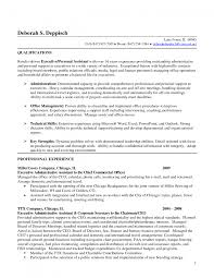 non profit resume objective cipanewsletter cover letter sample resume ceo sample resume for ceo position