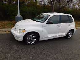 2002 Used Chrysler PT Cruiser 4dr Wagon Limited at Chevrolet of ...