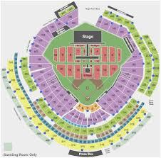 National Park Seating Chart Efficient Washington Nationals Seat Map Rfk Seating Chart