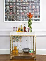 home cocktail bar furniture. furniture spiffy golden metal framed bar cart for cocktail party at home ideas v