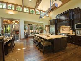 Flooring Types For Kitchen Interior Wooden Types Of Kitchen Flooring With Grey Granite