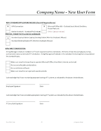 New Hire It Checklist New Hire Packet Template Entrerocks Co