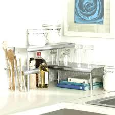 kitchen countertop corner shelves gorgeous bathroom counter shelf regarding 6