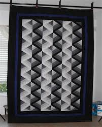 Pete's Optical Illusion Quilt - Quilters Club of America & Pete's Optical Illusion Quilt Adamdwight.com