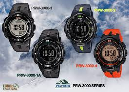tactical watches buying guide protrek prw 3000 series 1