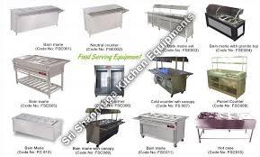 hotel kitchen equipment manufacturer
