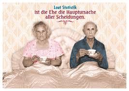 Die Hauptursache Aller Scheidungen Humor Echte Postkarten Online