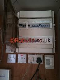 electrical system london fuse box consumer unit