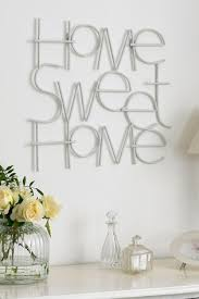 sweet home wall art by art for the