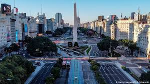 Tüv rheinland argentina se encuentra reconocido por la enacom para la realización de ensayos de equipos que hacen uso del espectro radioeléctrico. Argentinien Steht Wieder Kurz Vor Dem Bankrott Aktuell Welt Dw 31 05 2020