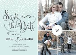 Winter Wedding Save The Date Cute Save The Date Sayings Wording Funny Unique Clever