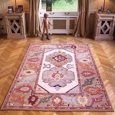 100 new zealand wool rug made by kennedy carpets belgium