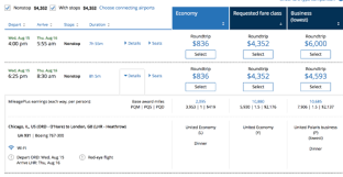 Can I Use United Miles To Upgrade A Non United Flight