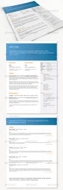 Get Minimal - Resume 01 By Tanpopo | Graphicriver