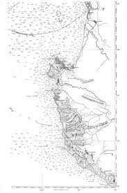 Monterey Bay And Big Sur Coast Coast And Geodetic Survey Sept 1911