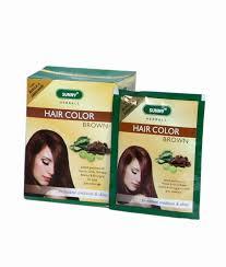 Herbal Hair Color Dark Brown Pack
