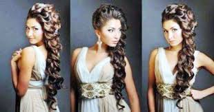 Hairstyles For A Quinceanera Hot Roller Hairstyles For Long Hair