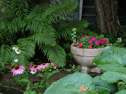 Partial Shade Flower Garden Design Shade Garden Wikipedia