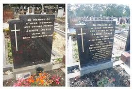 Headstone Quotes For Mom Awesome Headstones Dublin Funeral Headstones Bespoke Memorials Ireland