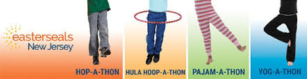 Easterseals New Jersey Host A Hop Hula Yoga Or Pajam A Thon