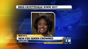 Fayetteville State names new Miss FSU in private affair - ABC11  Raleigh-Durham