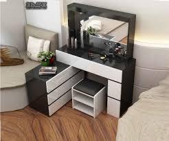 Corner Dressing Table Design Latest Modern Corner Dressing Tables For Small Bedroom