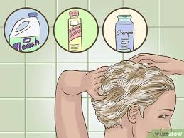 3 ways to fade hair dye wikihow