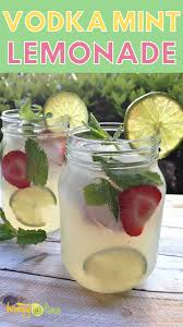 All members of the breeze drink family (bay breeze, hawaiian breeze and cape codder) are contenders for summer drinking, but the sea breeze stands out for its juicy, citrusy qualities. Refreshing Summer Drinks Vodka Mint Lemonade Cocktail With Stoli