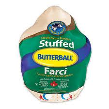 Stuffed Whole Turkey Butterball