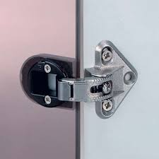 adjule glass door hinge 92deg sprung