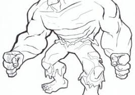 Coloring pages for hulk (superheroes) ➜ tons of free drawings to color. Hulk Coloring Pages Page 3 Of 5 Coloring4free Com