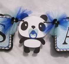 Panda Baby Shower  EtsyPanda Baby Shower Theme