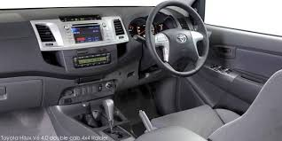 Toyota Hilux 2.5D-4D double cab Raider Specs in South Africa - Cars ...