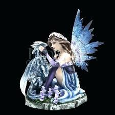 large fairy statues dragon a whole garden outdoor garden statues